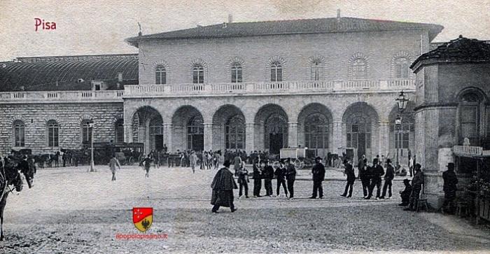 stazione Pisa
