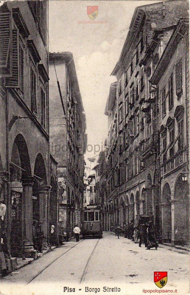 Borgo strtto